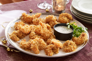 Crispy coconut shrimp photo 2