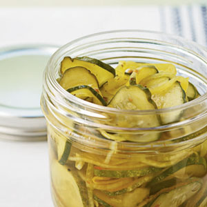 Easy refrigerator pickles photo 1
