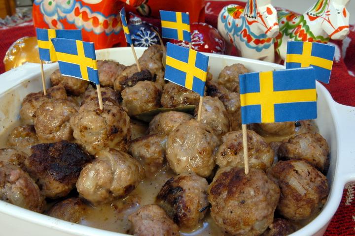 Swedish meatballs photo 1