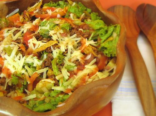 Taco salad photo 2