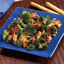 Broccoli and bacon salad photo 3