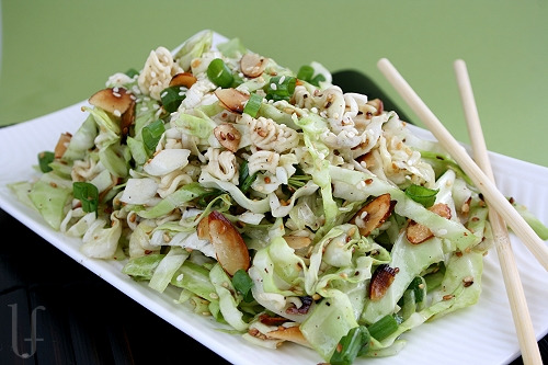 Chinese salad photo 1
