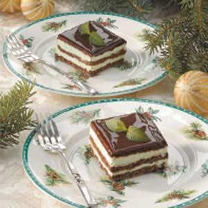 Chocolate eclair dessert photo 3