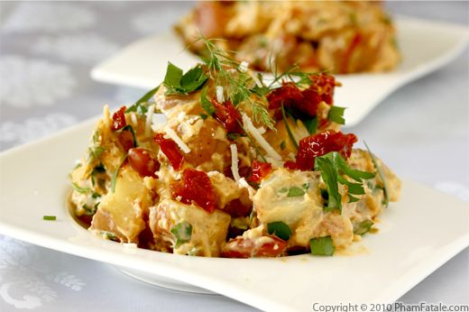 Gourmet potatoes photo 1