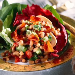 Black-eyed pea salad photo 1