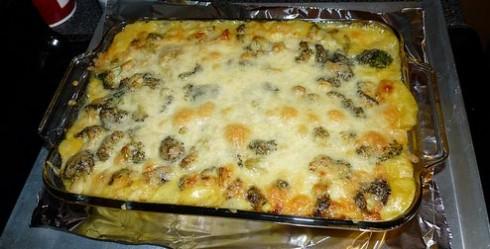 Broccoli and chicken casserole photo 3