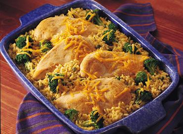 Broccoli and chicken casserole photo 2