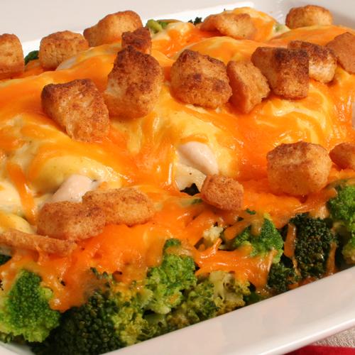 Broccoli and chicken casserole photo 1