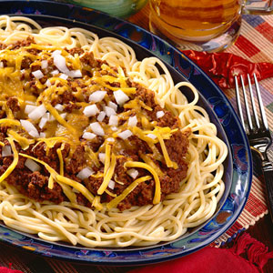 Cincinnati chili photo 1
