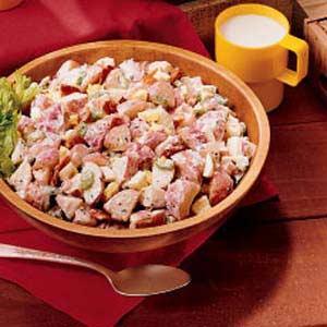 Special potato salad photo 1