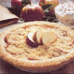 Brown bag apple pie photo 1
