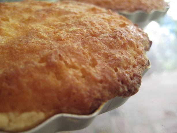 Buttermilk coconut pie photo 3