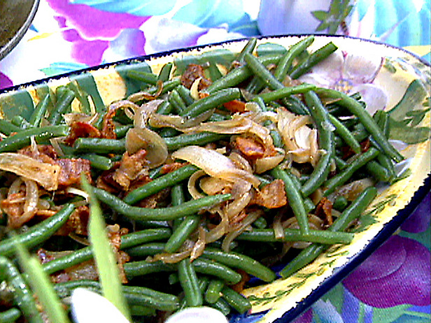 Green bean salad photo 1