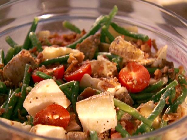 Green bean salad photo 2