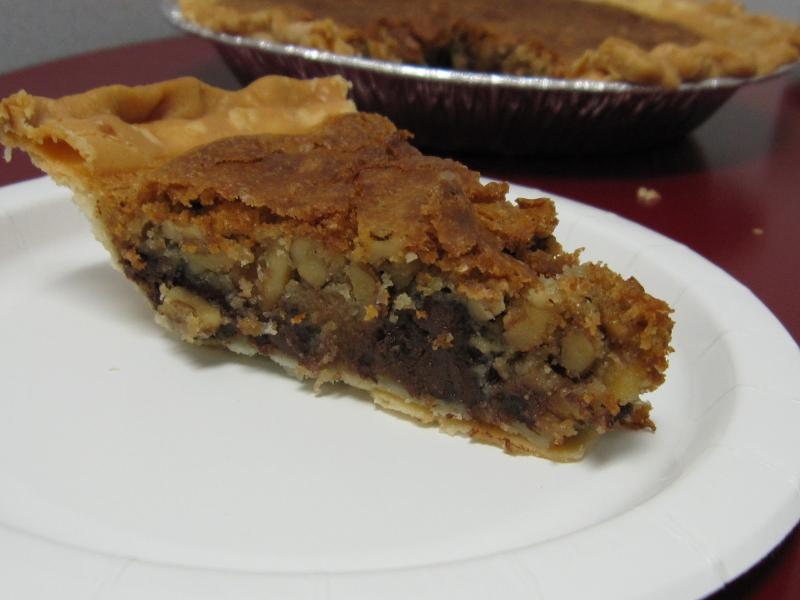Toll house pie photo 3