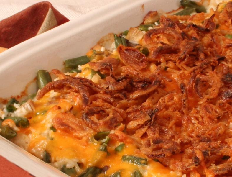 Chicken and rice casserole photo 1