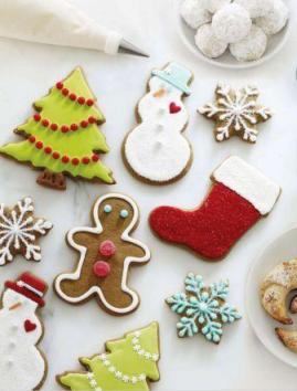 Christmas cookies photo 3