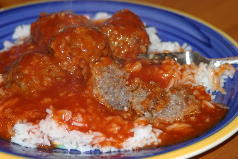 Porcupine meatballs photo 2