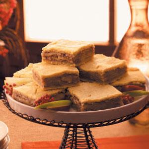 Caramel apple bars photo 3