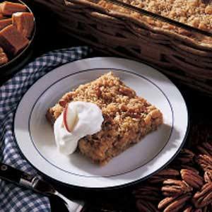 Caramel apple bars photo 2