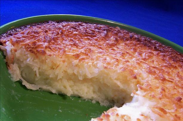 No crust coconut pie photo 1