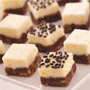 Cheesecake squares photo 3
