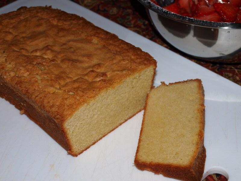 Cold oven pound cake photo 1