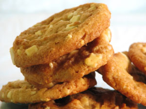 Macadamia cookies photo 2