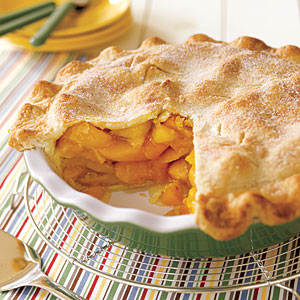 My favorite peach pie photo 2