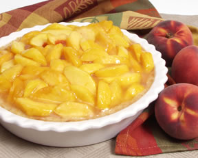 My favorite peach pie photo 1