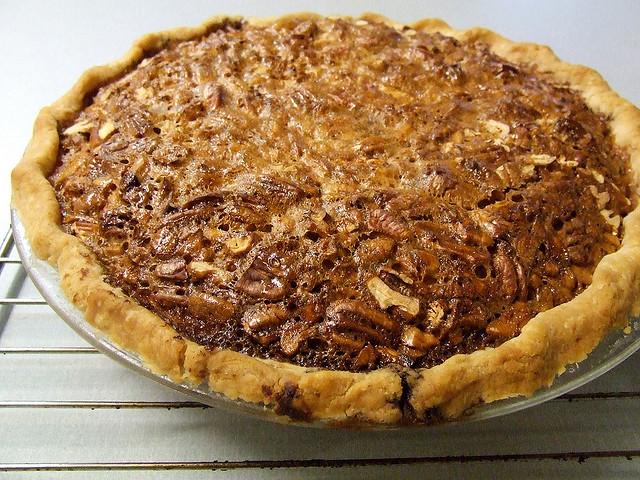 Mystery pecan pie photo 2