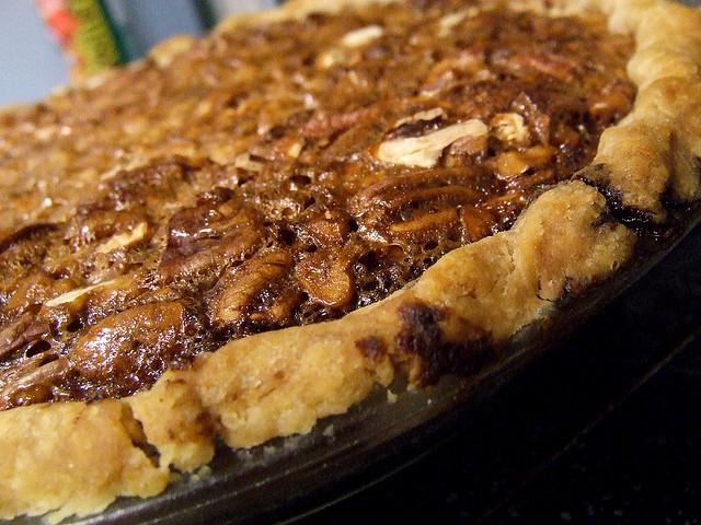 Mystery pecan pie photo 3
