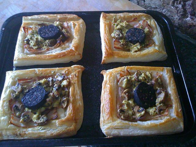 Breakfast puffs photo 3