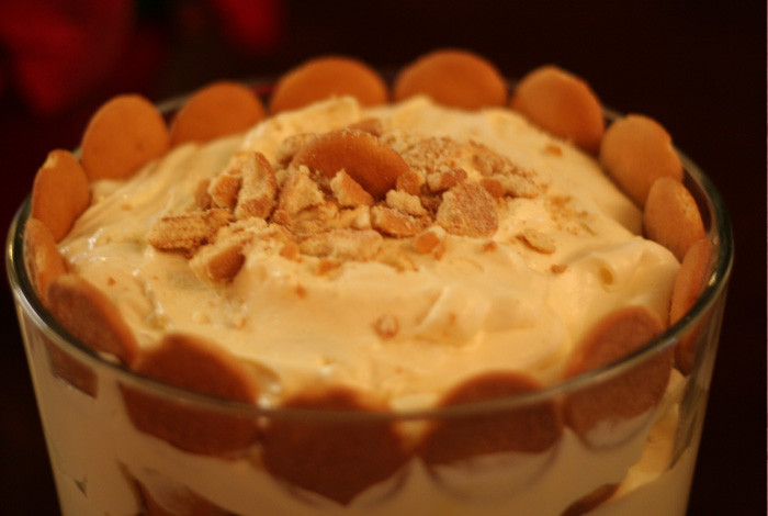 Banana pudding photo 3