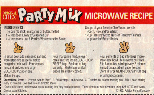 Chex party mix photo 2