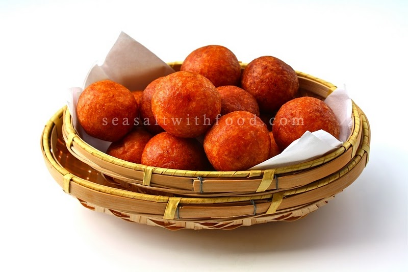 Orange balls photo 3