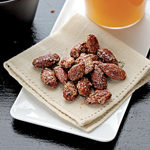 Spiced almonds photo 1