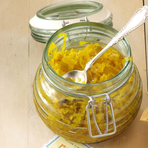Yellow squash relish photo 1