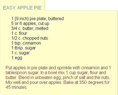 Apple pie photo 2