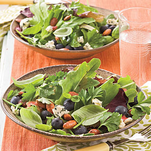 Blueberry salad photo 3