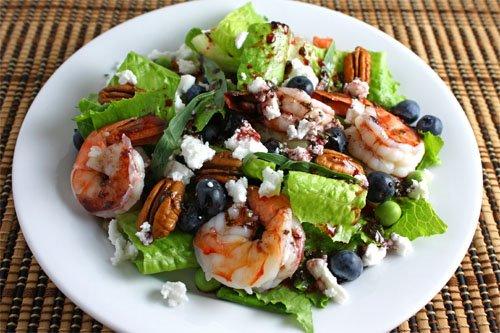 Blueberry salad photo 2