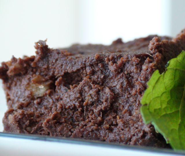Chocolate pie photo 1
