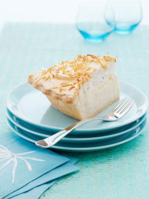 Coconut pie photo 3
