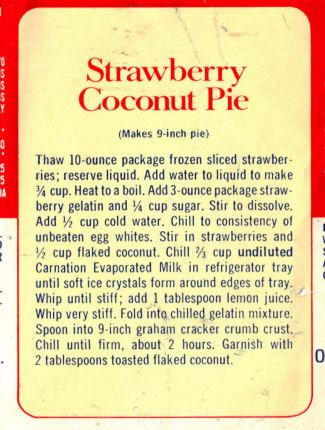 Coconut pie photo 2