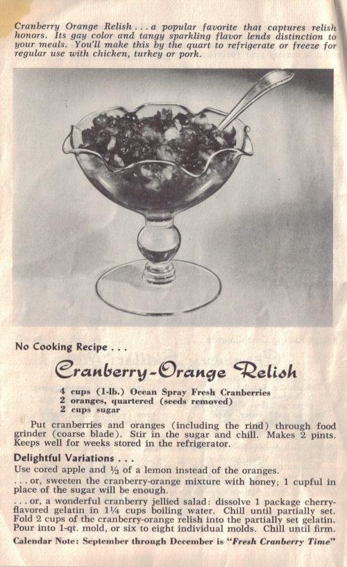 Cranberry relish photo 1