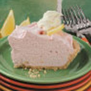 Pink lemonade pie photo 1