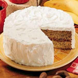 Banana cake photo 1