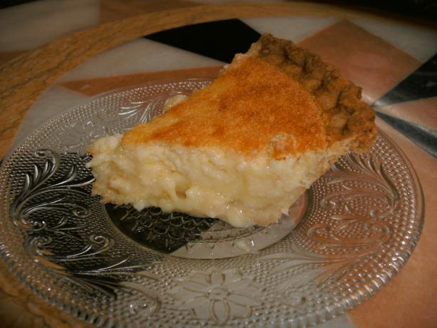 Lemon cake pie photo 3