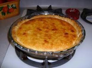 Lemon cake pie photo 2