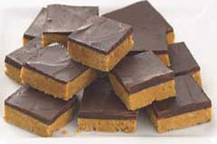 Peanut butter squares photo 3
